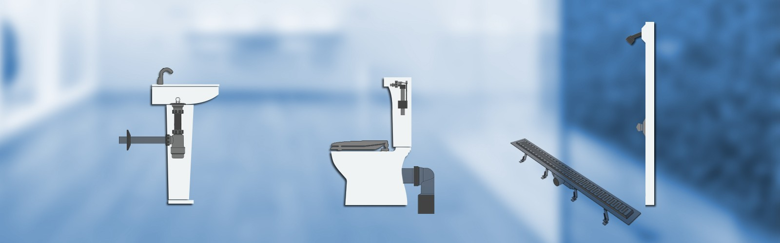 Kúpeľne so Styron
